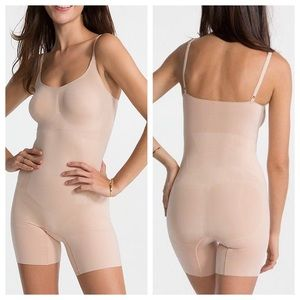 Spanx Oncore Shapesuit in Soft Nude